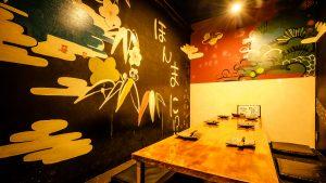 渋谷道玄坂周辺で個室宴会なら「鶏豚きっちん 渋谷道玄坂店」。個室完備!